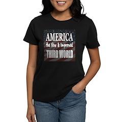 America the New 3rd World Tee