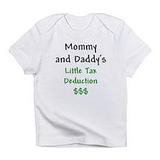 Mommy & Daddy's Little Tax Deduction Bodysu Infant