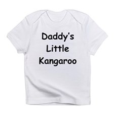 Daddy's Little Kangaroo Infant T-Shirt