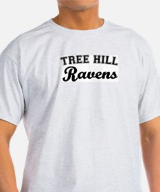 Tree Hill Ash Grey T-Shirt