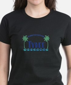 Tybee Happy Place - Tee