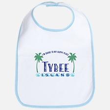 Tybee Happy Place - Bib