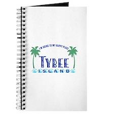 Tybee Happy Place - Journal