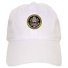US Army Retired Eagle Baseball Cap