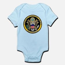 US Army Retired Eagle Infant Bodysuit