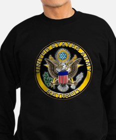 US Army Retired Eagle Jumper Sweater