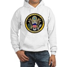 US Army Retired Eagle Hoodie