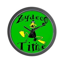 Zydeco Duck Wall Clock