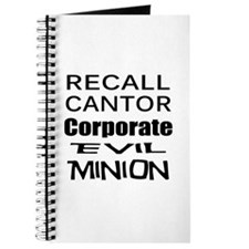 Recall Eric Cantor Journal