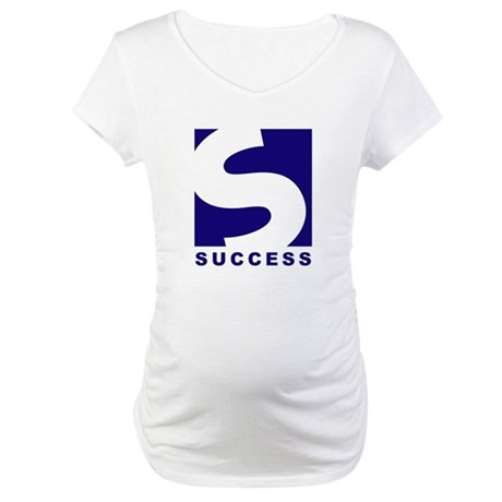 Designs: Success Maternity T-Shirt