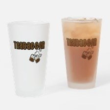Teabagger Pint Glass