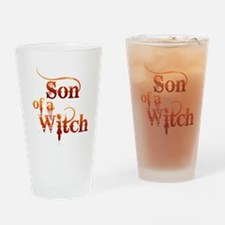 Son of a Witch Pint Glass