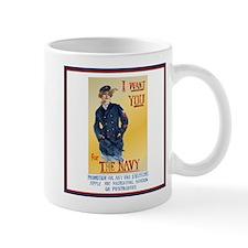 U.S.Navy Woman 2 Mug