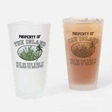 Property of the Island Pint Glass
