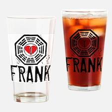 I Heart Frank - LOST Pint Glass
