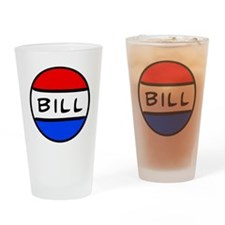 Bill Button Pint Glass