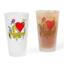 I Heart Schoolhouse Rock! Pint Glass
