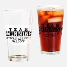 Team Winning - Vatican Assass Pint Glass