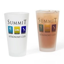 Summit Astronomy Club Pint Glass