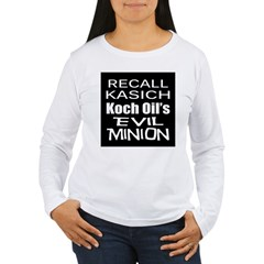 Recall Governor Kasich T-Shirt