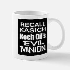 Recall Governor Kasich Mug