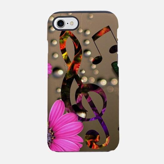 Musica iPhone 7 Tough Case