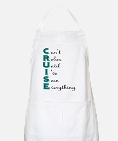 Can't Relax Apron