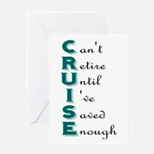 Can't Retire Greeting Card
