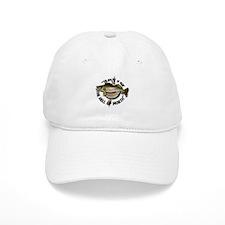 Walleye Fishing Baseball Cap Hat