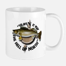Walleye Fishing Coffee Mug Cup