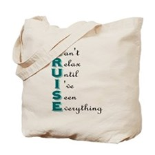 Can't Relax Tote Bag