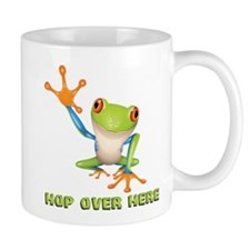 Hop Over Here Mug