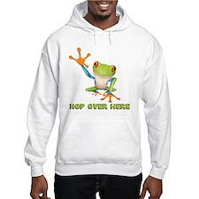 Hop Over Here Hoodie