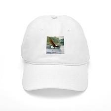 American Bald Eagle Flight Baseball Cap