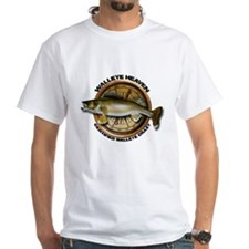 White Walleye T-Shirt