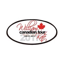 Will & Kate Canadian Visit Patches