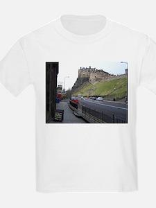 Edinburgh Castle, Scotland, U T-Shirt