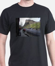 Edinburgh Castle, Scotland, U T-Shirt