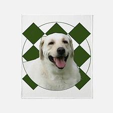 Labrador Throw Blanket
