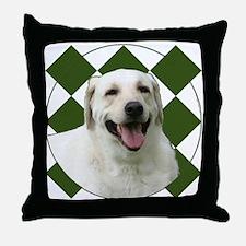 Labrador Throw Pillow