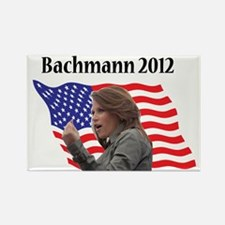 Funny Michele bachman Rectangle Magnet