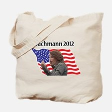 Funny Michele bachman Tote Bag