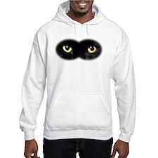Black Cat Eyes Hoodie