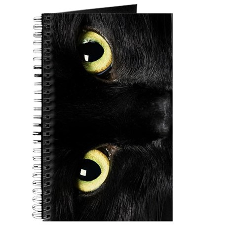 Black Cat Eyes Journal