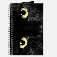 Black Cat Eyes Journal