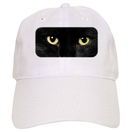 Black Cat Eyes Cap
