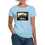 America: We will kill you in Women's Light T-Shirt