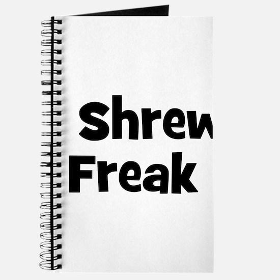 Shrew Freak Journal