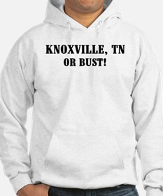 Knoxville or Bust! Hoodie