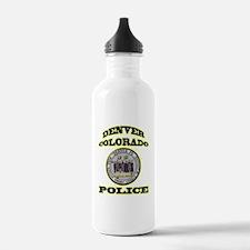 Denver Police SCAT Water Bottle